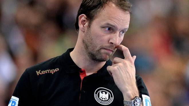 Dagur Sigurdsson trainiert neben der DHB-Auswahl auch die Füchse Berlin
