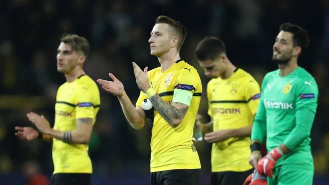Borussia Dortmund v AS Monaco - UEFA Champions League Group A