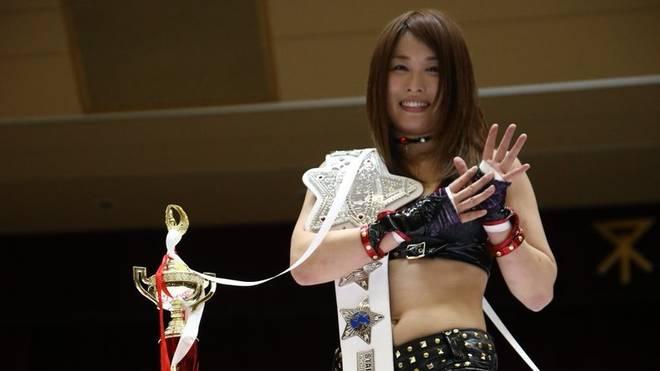 Io Shirai ist auf dem Weg von Stardom zu WWE