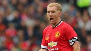 Paul Scholes spielte gut 20 Jahre für Manchester United