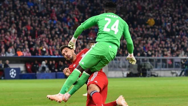 Mats Hummels musste gegen Ajax Amsterdam angeschlagen ausgewechselt werden