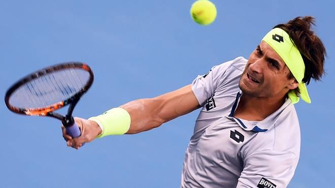 David Ferrer gewinnt das ATP-Turnier von Wien