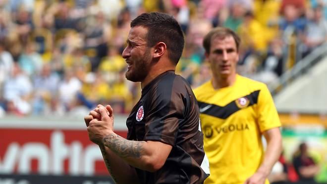 Deniz Naki lief von 2009 bis 2012 für den FC St. Pauli auf