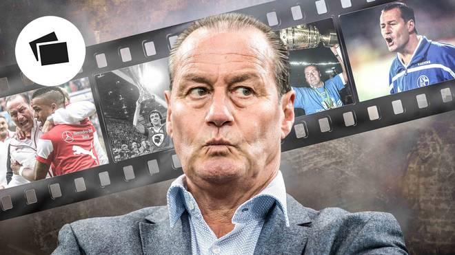 Huub Stevens wird beim FC Schalke 04 als Jahrhundert-Trainer verehrt