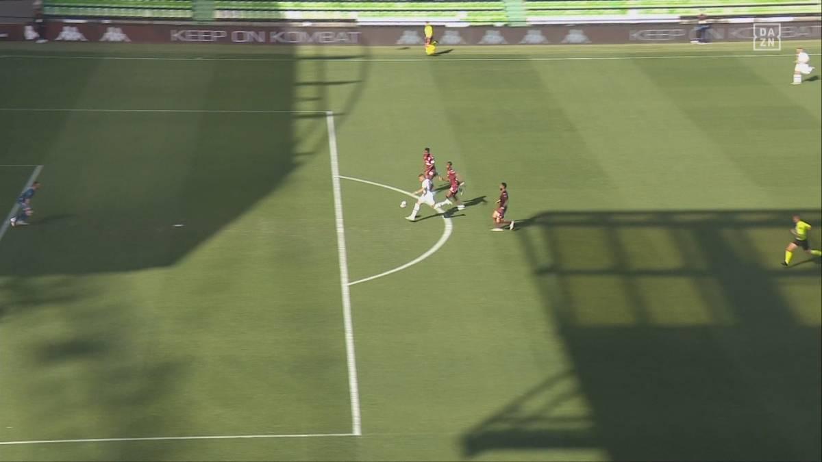 Einfach zu schnell! PSG dank Mbappé-Doppelpack ganz oben