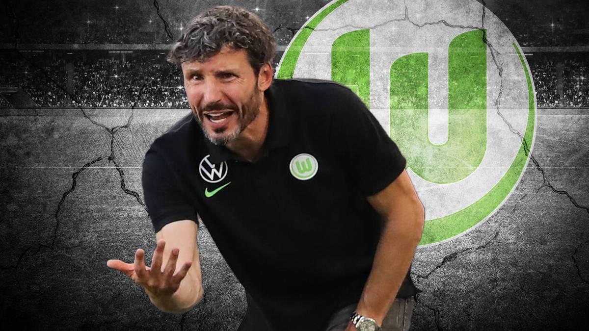 Mark van Bommel erwischt als Trainer des VfL Wolfsburg mit dem Wechselfehler im DFB-Pokal keinen guten Start. Könnte sich der Niederländer als Fehlgriff entpuppen?
