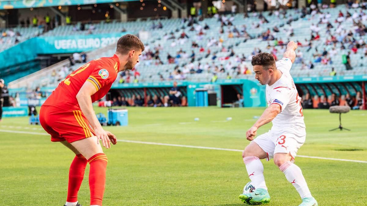 Zu früh gefreut! Schweiz verpasst Sieg gegen Wales