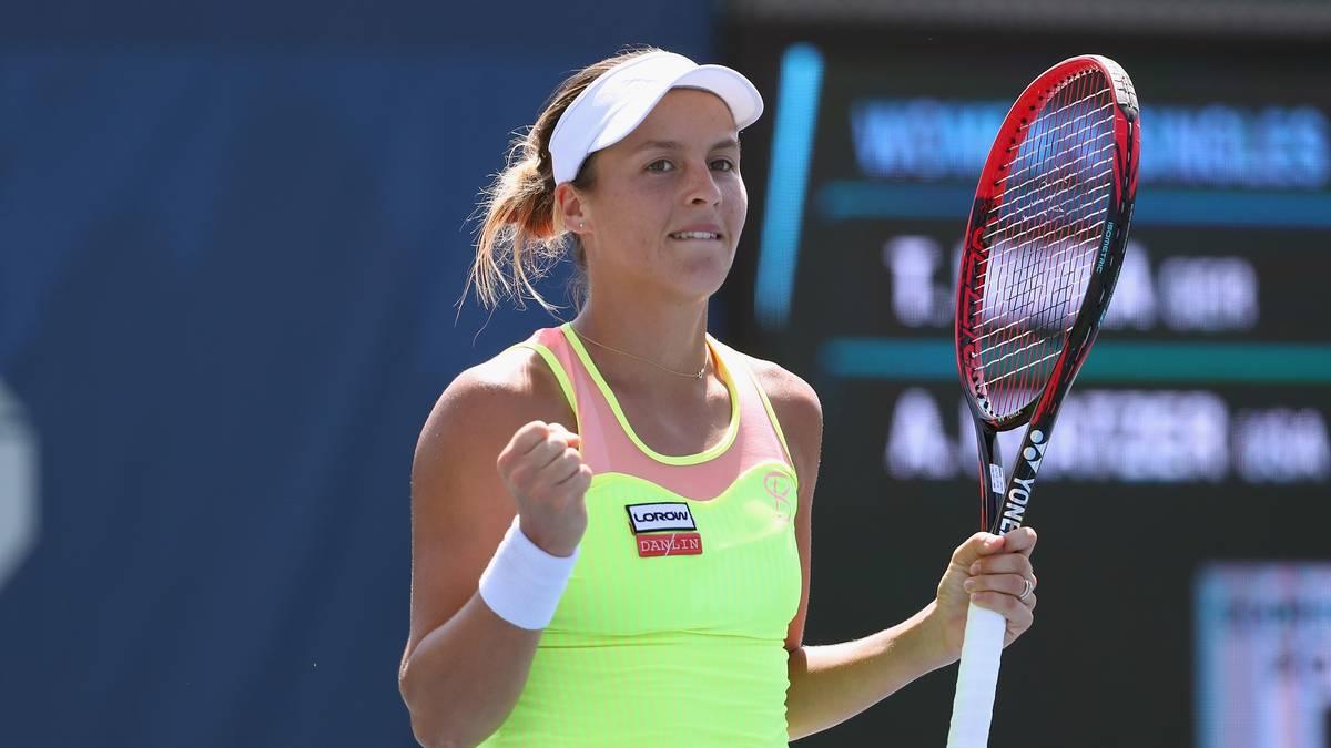 Tatjana Maria ist die Nummer 62 der Weltrangliste