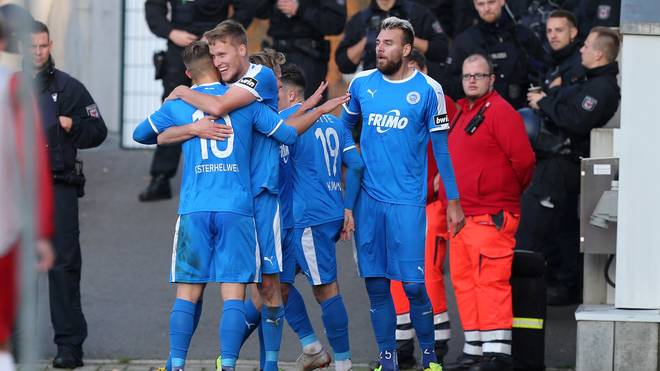 FC Energie Cottbus v VfL Sportfreunde Lotte - 3. Liga