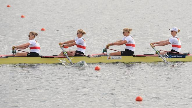 2012 FISA World Rowing U23 Championships - Day Four
