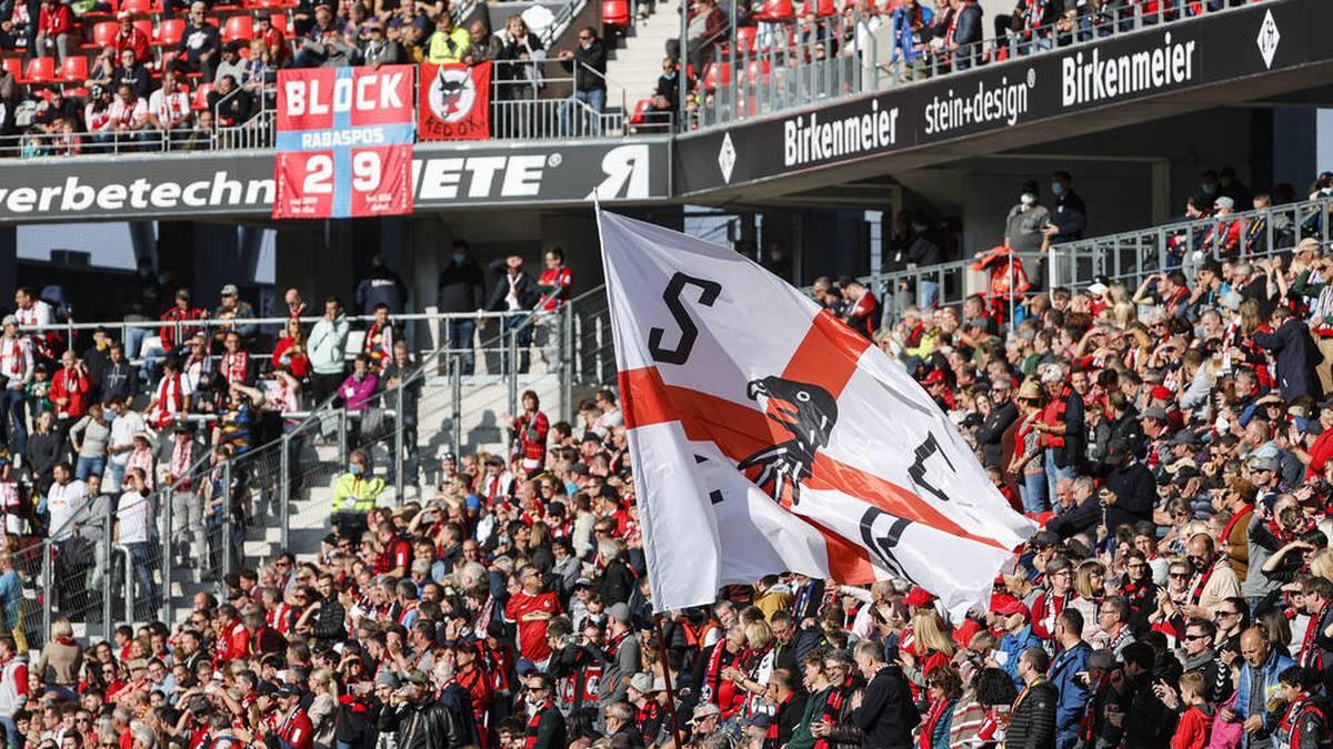 Notarzt-Einsatz in Freiburg - SC bedankt sich bei Fans