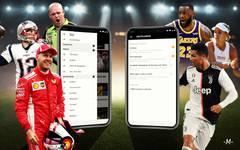SPORT1 App für iOS und Android