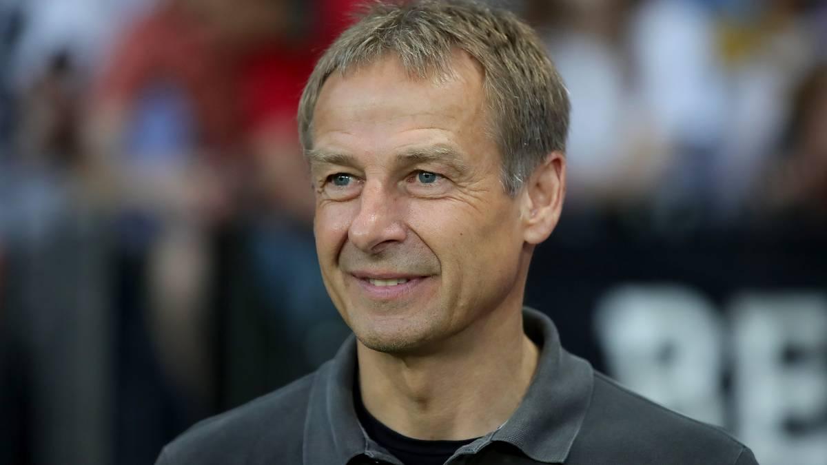 Klinsmann hofft auf Nummer-Eins-Status für Sohn Jonathan