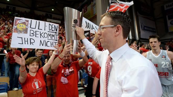 FC Bayern Muenchen v Brose Baskets - BBL Playoffs
