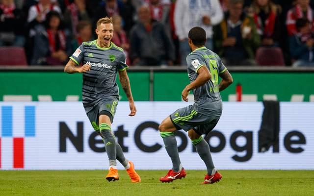 1. FC Koeln v FC Ingolstadt 04 - Second Bundesliga