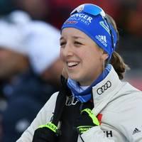 """Biathlon: 100.000 Bäume dank """"Klima Challenge"""" mit Preuß"""