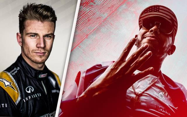 Für Nico Hülkenberg ist Lewis Hamilton verdient Weltmeister geworden