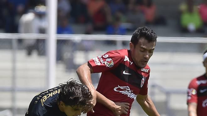 Juan Arango wechselte von Mönchengladbach nach Tijuana