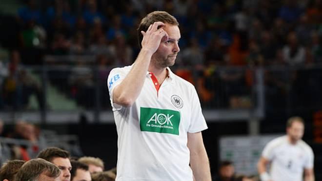 Dagur Sigurdsson ist nicht zufrieden mit der Leistung seiner Mannschaft