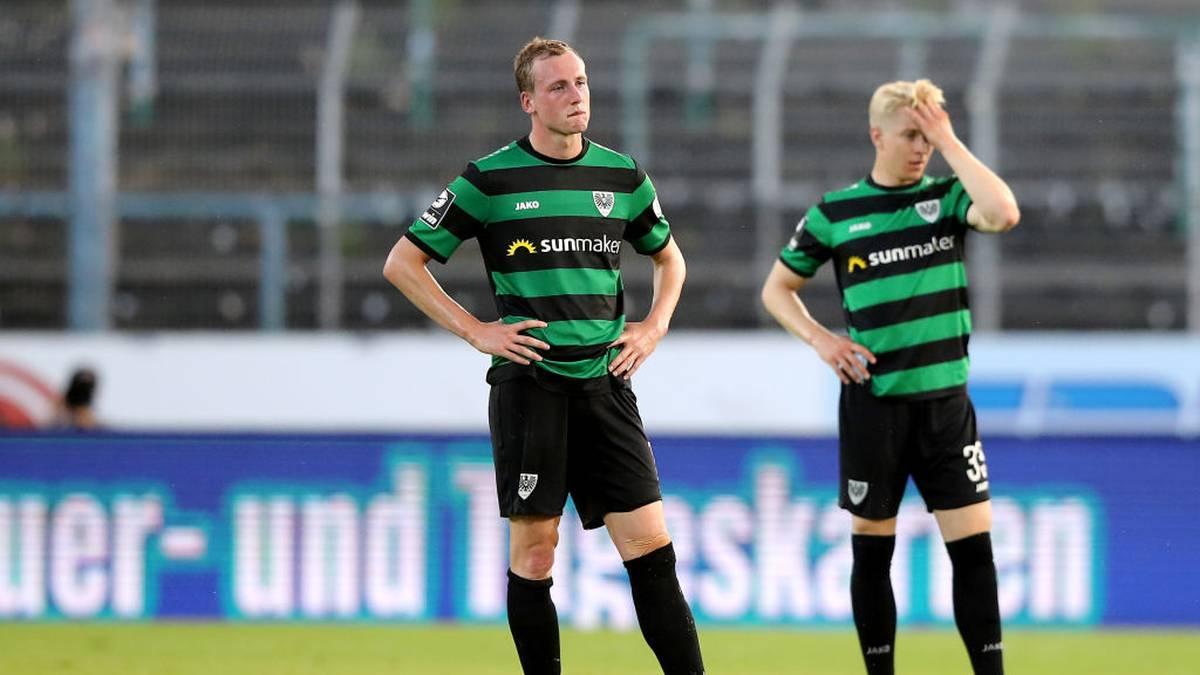 DFB weist Berufungen von Münster zurück
