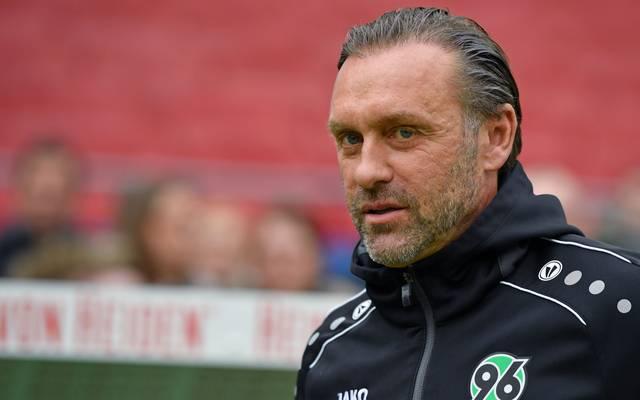 Thomas Doll trainierte zuletzt den Bundesligisten Hannover 96