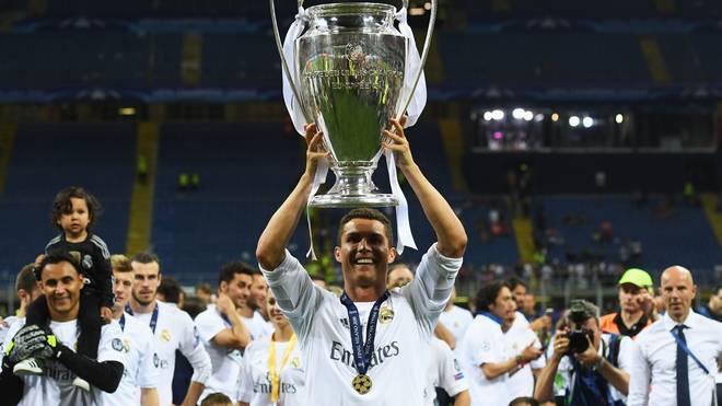 Real Madrid gewann 2016 das Champions-League-Finale gegen Atletico Madrid