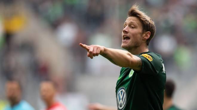 Wolfsburgs Wout Weghorst spielt im EM-Qualifikationsspiel für die Niederlande gegen Deutschland