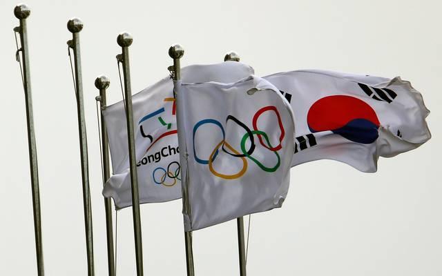 Die starken Winde in Pyeongchang sorgen reihenweise für Zeitplanverschiebungen