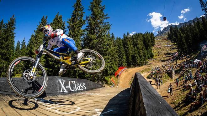 Red Bull sichert sich die Übertragungsrechte am UCI MTB World Cup