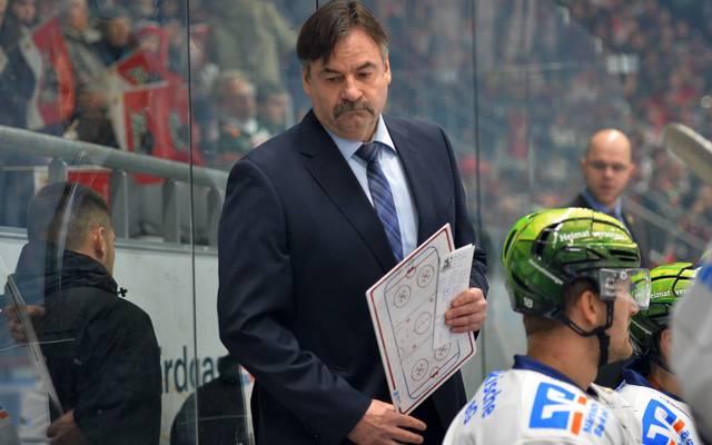 Eishockey: Trainer Jamie Bartman verlässt Iserlohn Roosters zum Saisonende, Jamie Bartman ist seit 2018 Trainer der Iserlohn Roosters