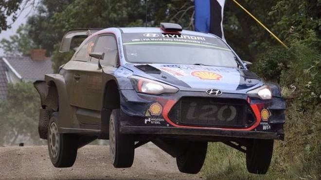 Hyundai geht mit reichlich Rückenwind zur großen Aufgabe in Finnland