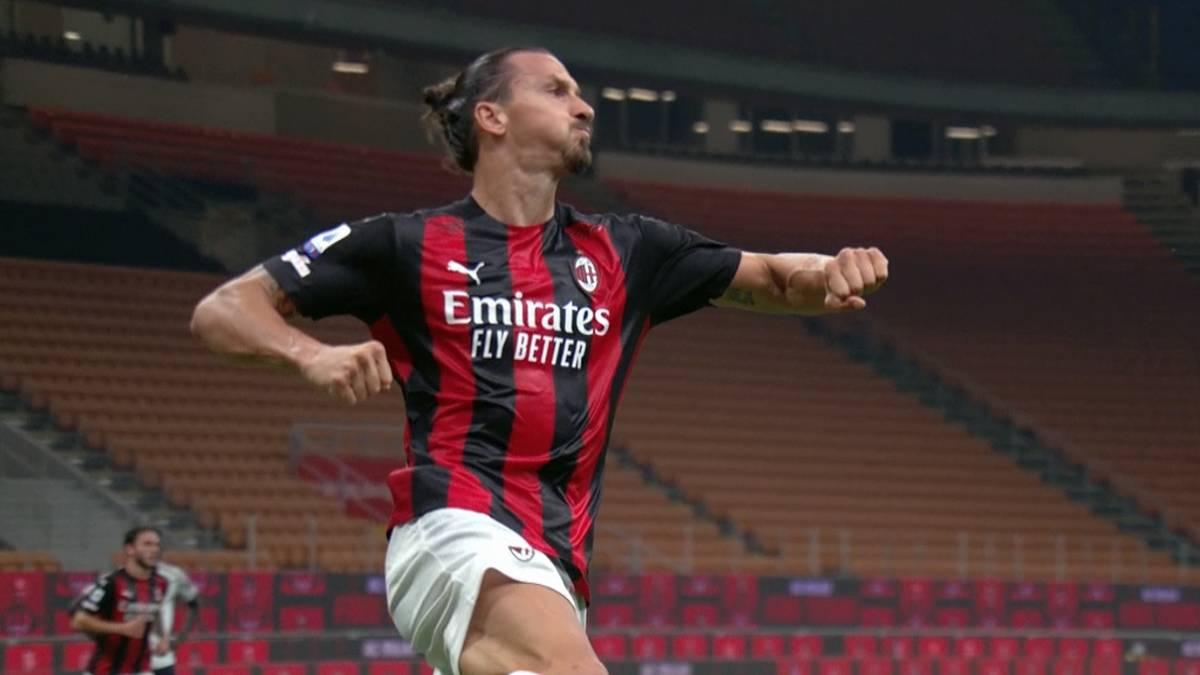 Zlatan Ibrahomivic hat seinen Vertrag beim AC Mailand verlängert. Für beide Seiten ein guter Deal, denn auf einen Ibra in der aktuellen Form kann kein Team der Welt verzichten.