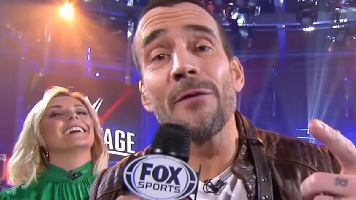 """CM Punk ist bei WWE Backstage nun als """"Analyst"""" tätig"""