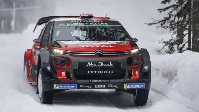 Mads Östberg kehrt für Citroen in die WRC zurück!