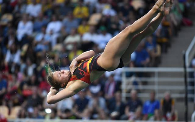 Diving - Olympics: Day 8