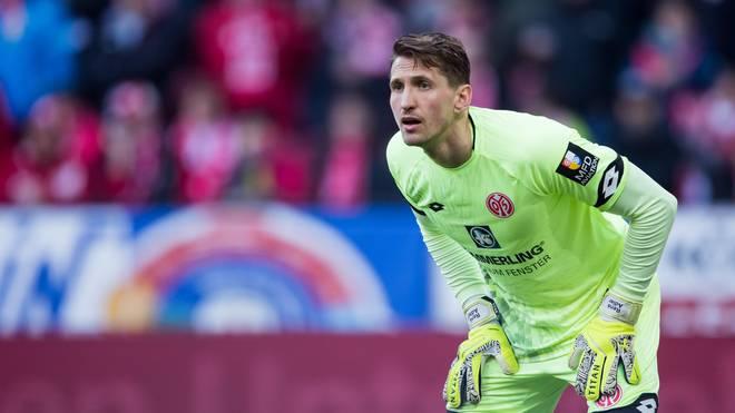 René Adler ist Torwart beim FSV Mainz 05