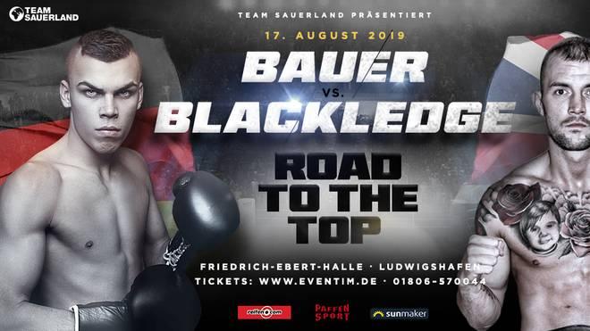 Boxen: Kampf zwischen Leon Bauer und Luke Blackledge abgesagt, Der Kampf zwischen Leon Bauer und Luke Blackledge findet nicht statt