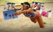 Beachvolleyball-WM LIVE im TV auf SPORT1