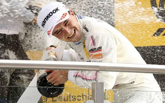 Lucas Auer genießt seine Erfolge in der DTM 2017