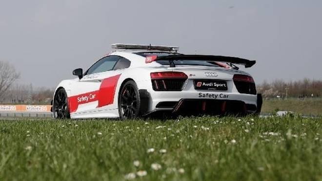 Das Safety-Car würfelte die Reihenfolge beim GT-Masters in Zandvoort durcheinander