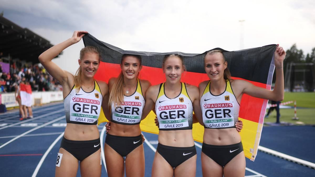 Alica Schmidt: Das ist Deutschlands Leichtathletik-Hoffnung