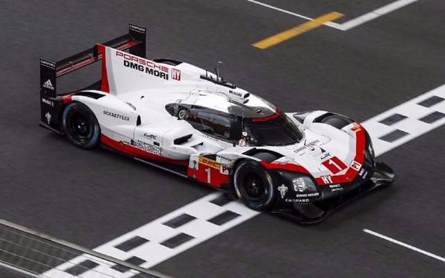 Der Porsche 919 Hybrid wird in Bahrain letztmals in einem WEC-Rennen fahren
