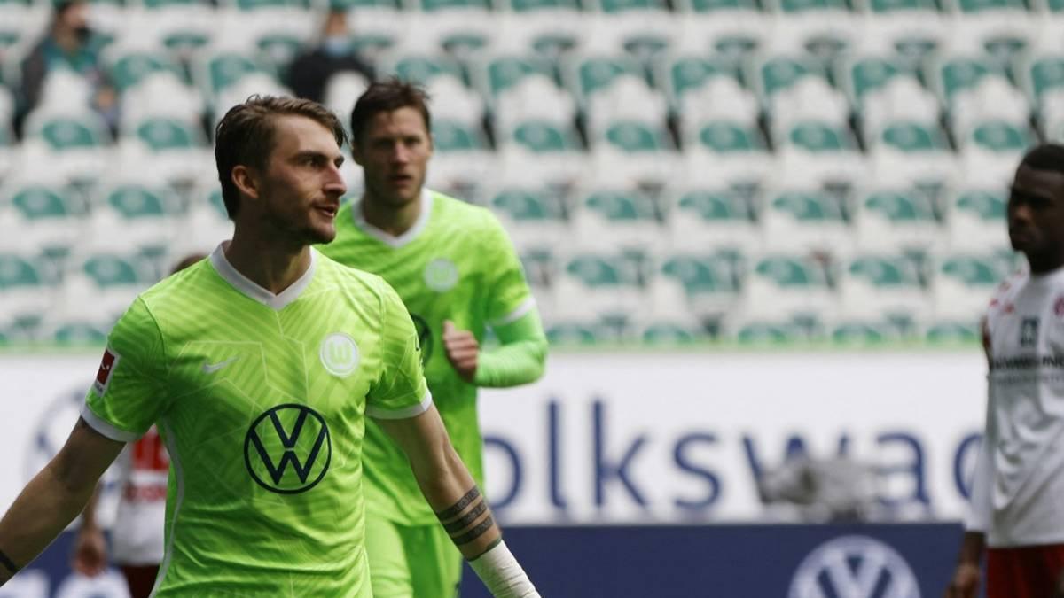 Wolfsburg hat Maximilian Philipp fest verpflichtet