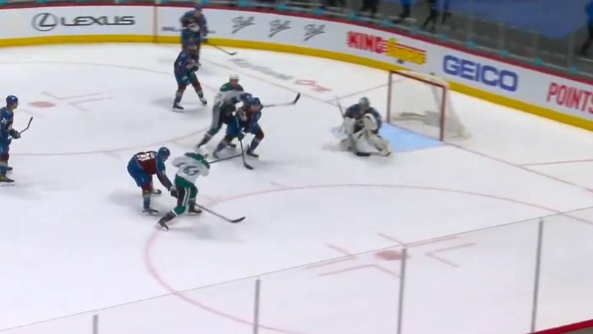 Philipp Grubauer führt die Colorado Avalanche in der NHL zum Comeback-Sieg gegen die Anaheim Ducks. Der deutsche Nationalkeeper lässt kein einziges Tor zu.