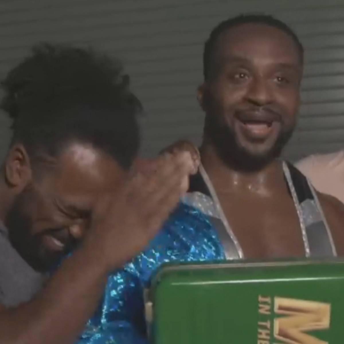 Emotionale Reunion nach großem WWE-Moment