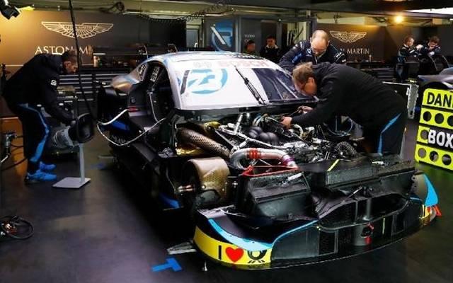 Der Motor ist die Aston-Martin-Schwäche, aber eine Nach-Homologation ist teuer