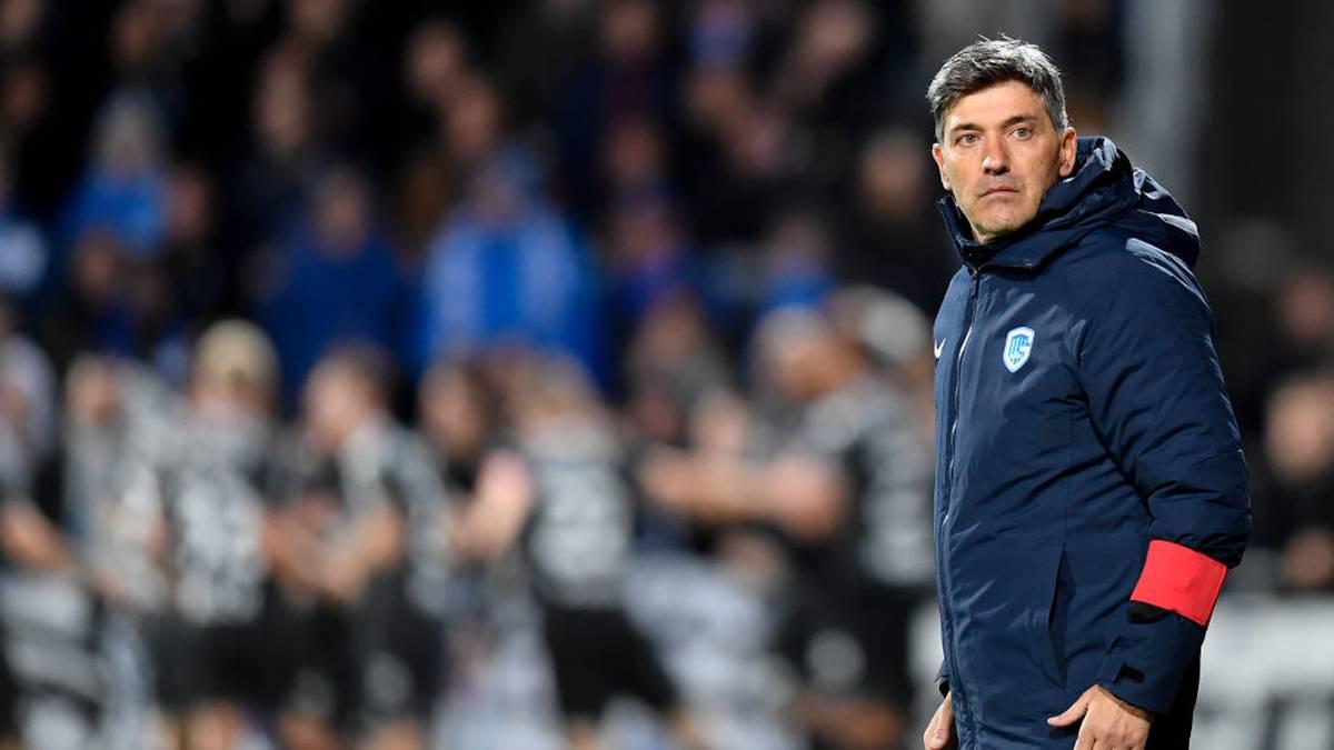 Belgiens Meister Genk trennt sich von Trainer