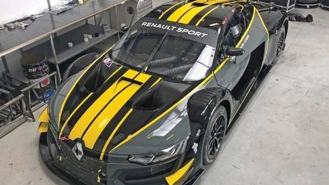 Der Renault R.S.01 kehrt zurück auf die Nürburgring-Nordschleife