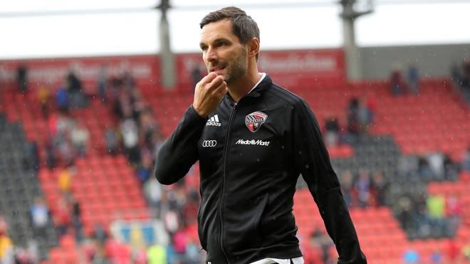 Stefan Leitl wurde beim FC Ingolstadt zum Cheftrainer befördert