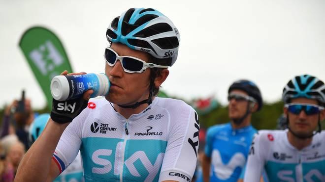 Geraint Thomas gewann mit Team Sky die Tour de France 2018